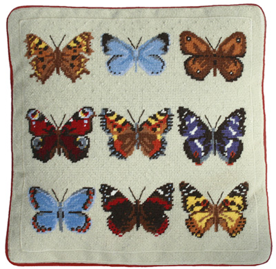 The Butterfly Collection Cushion