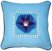 Morning Glory Small Tapestry Kit