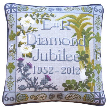 Diamond Jubilee Tapestry