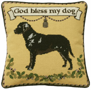 Labrador Gold Tapestry Kit